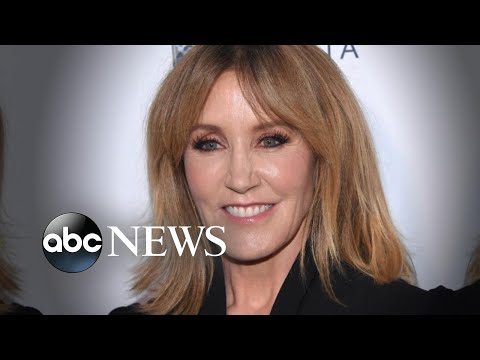 Lulu - Felicity Huffman Will Plead Guilty In College Scandal Today