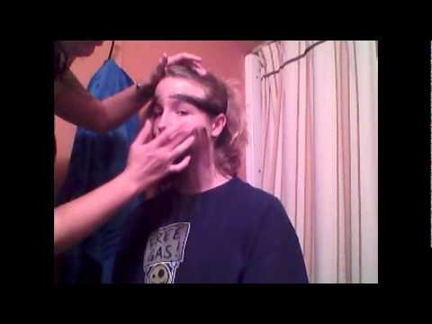 werewolf hair and makeup