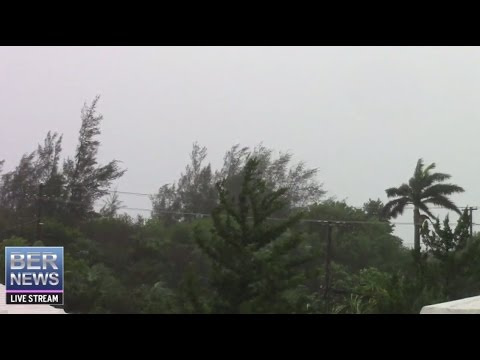 Bernews: Hurricane Nicole Live In Bermuda, October 13 2016