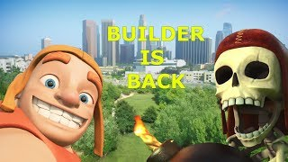 THE BUILDER IS BACK!! - WHAT IS HAPPENING NEXT !? - IN CLASH OF CLANS!!