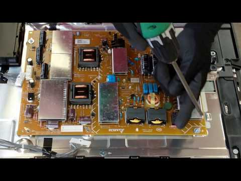 How To Install And/or Remove 147461411, 1-474-614-11 Sony Power Supply.