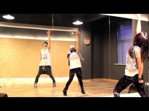 REST OF MY LIFE - Ludacris ft Usher Dance TUTORIAL | Matt Steffanina & Dana Alexa Choreography