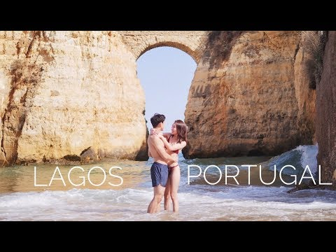 PORTUGAL TRAVEL VLOG: 3 Days In The Algarve