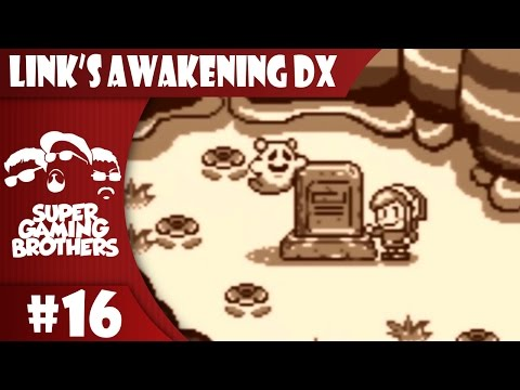 SGB Play: Link's Awakening DX - Part 16 | *Insert Ghost Sounds Here*