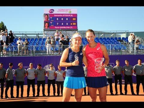 2017 Internationaux de Strasbourg Final | Samantha Stosur vs Daria Gavrilova | WTA Highlights