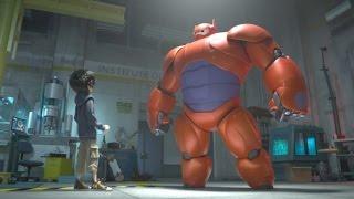 Video Trailer Film: Big Hero 6 -- Ryan Potter, Scott Adsit download MP3, 3GP, MP4, WEBM, AVI, FLV November 2018