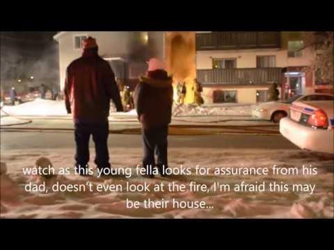 Regina, Sask. Fire
