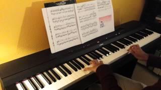 Ao Haru Ride (アオハライド) OP - 「世界は恋に落ちている」/ Sekai wa Koi ni Ochiteiru - ピアノ