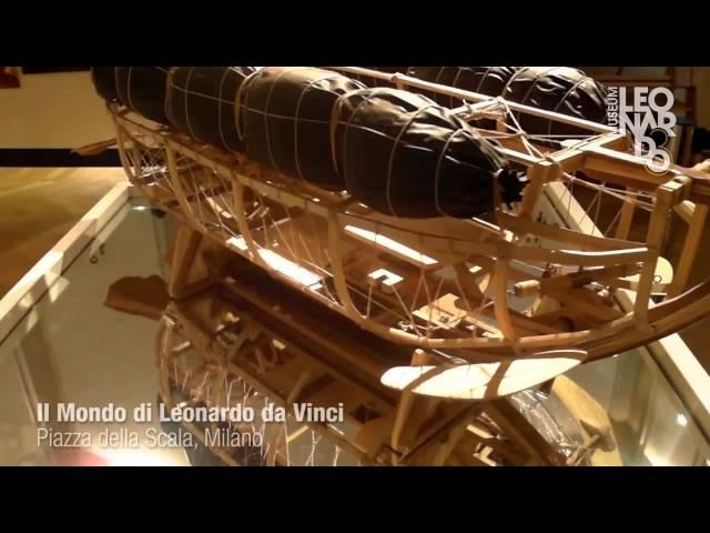 Leonardo3 - Il Mondo di Leonardo