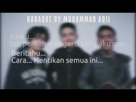 [Karaoke] Falah Akbar - Terlanjur Mencinta