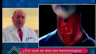 ¿Por qué se dan las hemorragias en las cuerdas vocales?