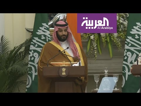 ما يجب أن تعرفه عن زيارة #محمد_بن_سلمان إلى الهند.. بكلمات الأمير  - نشر قبل 12 دقيقة