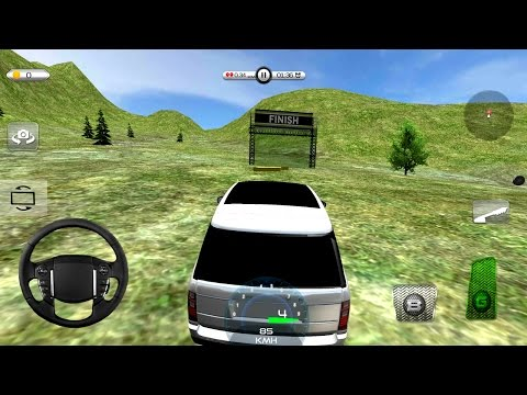 Offroad 4x4 Rover Driving 3D (by Game Sim Studios) Android Gameplay [HD]