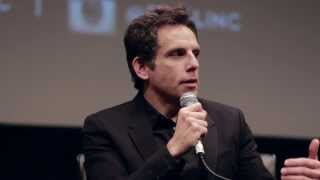 Ben Stiller Q&A | Advice for Young Actors