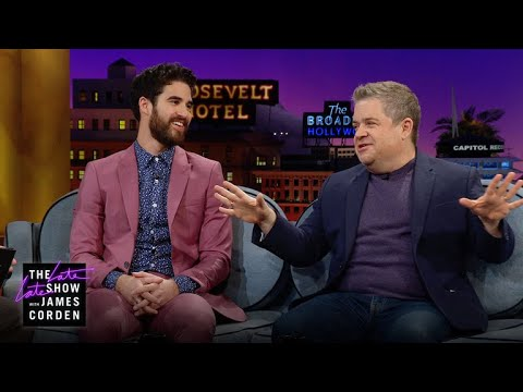 Patton Oswalt & Darren Criss Reveal Awkward High School Photos