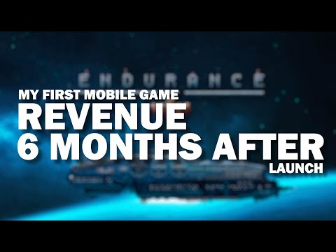My first mobile game revenue - 6 months after launch