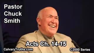 44 Acts 14-15 - Pastor Chuck Smith - C2000 Series