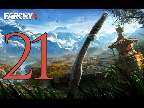 Far Cry 4 - Stealth Walkthrough Part 21: Shoot the Messenger