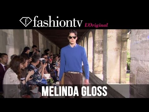 Melindagloss Menswear: SS15 Collection