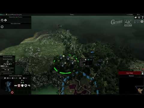 Warhammer 40000 Gladius Relics of War Tau - Game Play [영문판 게임플레이] |