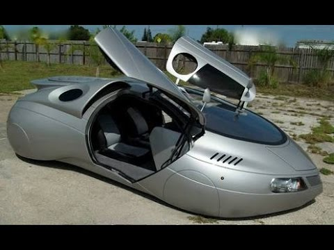 Weirdest Vehicles Around the World | Green car | UFO Car | KR200 | Amphi Car | Daimler | BMW Isetta