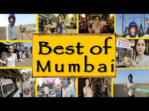 The Best Of Mumbai || Shopping, Food, Adventure & More