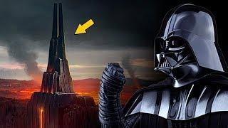 Зачем Древний Ситх построил Дарту Вейдеру замок? | ТВ ЗВ Starwars
