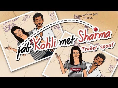 Jab Harry Met Sejal Trailer Spoof    Shudh Desi Endings