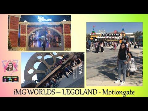 IMG World of Adventure || Lego Land || MotionGate
