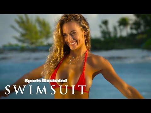Hannah Ferguson Wears The World's Smallest Bikini | Outtakes | Sports Illustrated Swimsuit