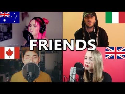Who Sang It Better: Friends (Italy, Australia, Canada, Great Britain)