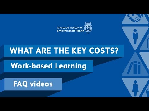 Work-based learning: what are the key costs?