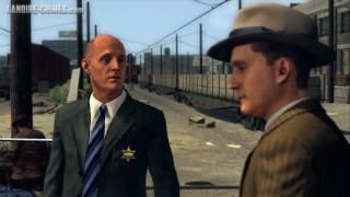 LA Noire - Walkthrough - Mission #5 - The Driver