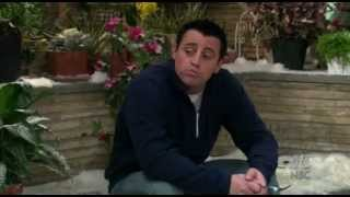 end of joey and the snowball fight, very funny episode