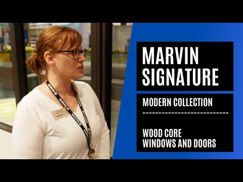 Marvin Modern Windows