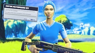 East/West Duo Custom Matchmaking Scrims | Fortnite Live cross platform | USE CODE: YT_iDroppedd