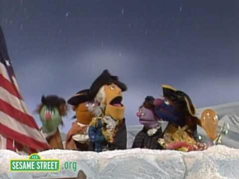 Sesame Street: Surprising The British