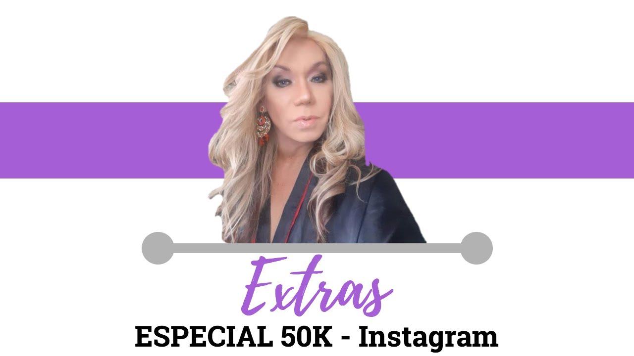 50000 Seguidores Instagram - Agradecimientos