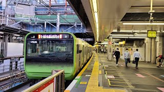 【ホーム並列化まであと1週間!】JR渋谷駅 改良工事状況 2020.5
