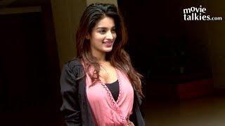 Munna Michael Actress Nidhhi Agerwal Spotted In Bandra