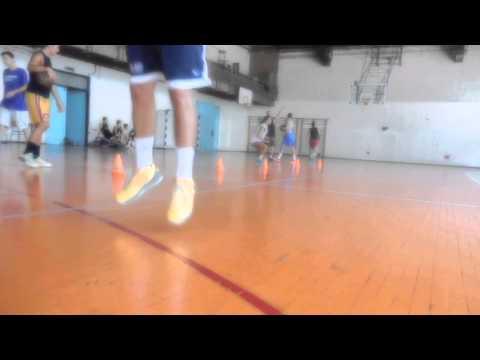 Basketball Development Serbian Training Program - Elite Athletes