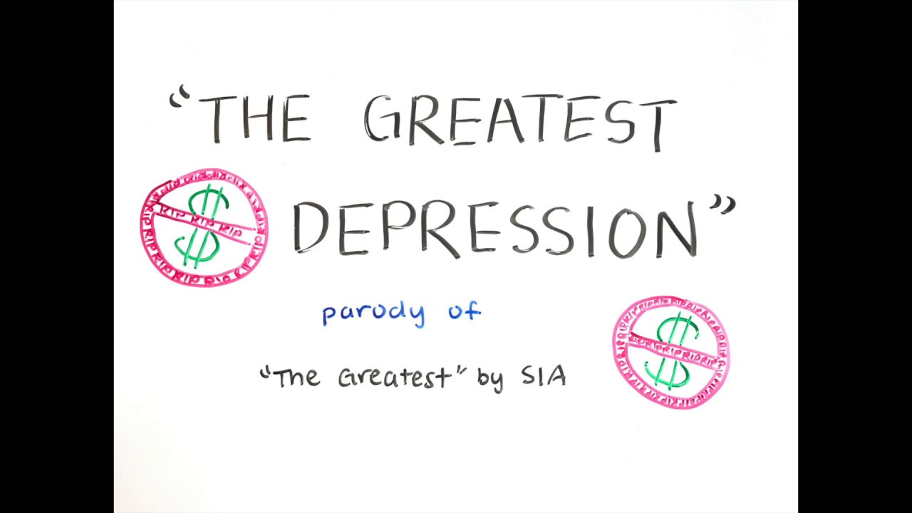 """The Great Depression 