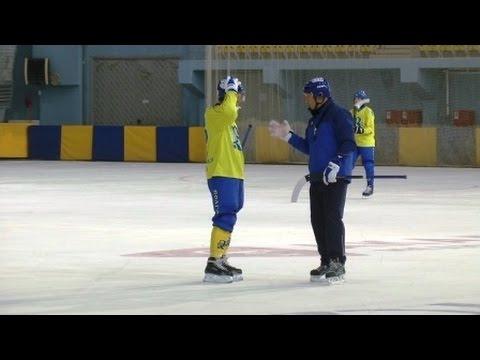 Хоккейная Волга вернулась на лед Волга-Спорт-Арены