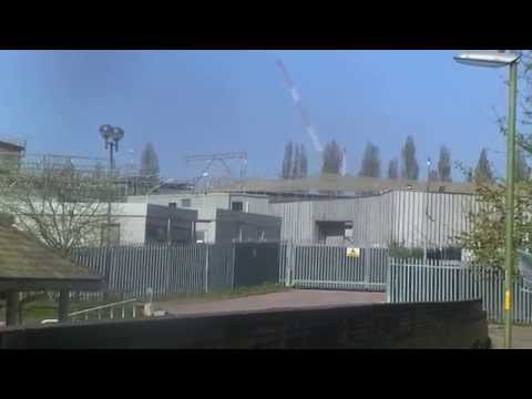 ELSTREE AND BOREHAMWOOD-HOME TO THE BIG BROTHER HOUSE AND GEORGE LUCAS STAGE 210415