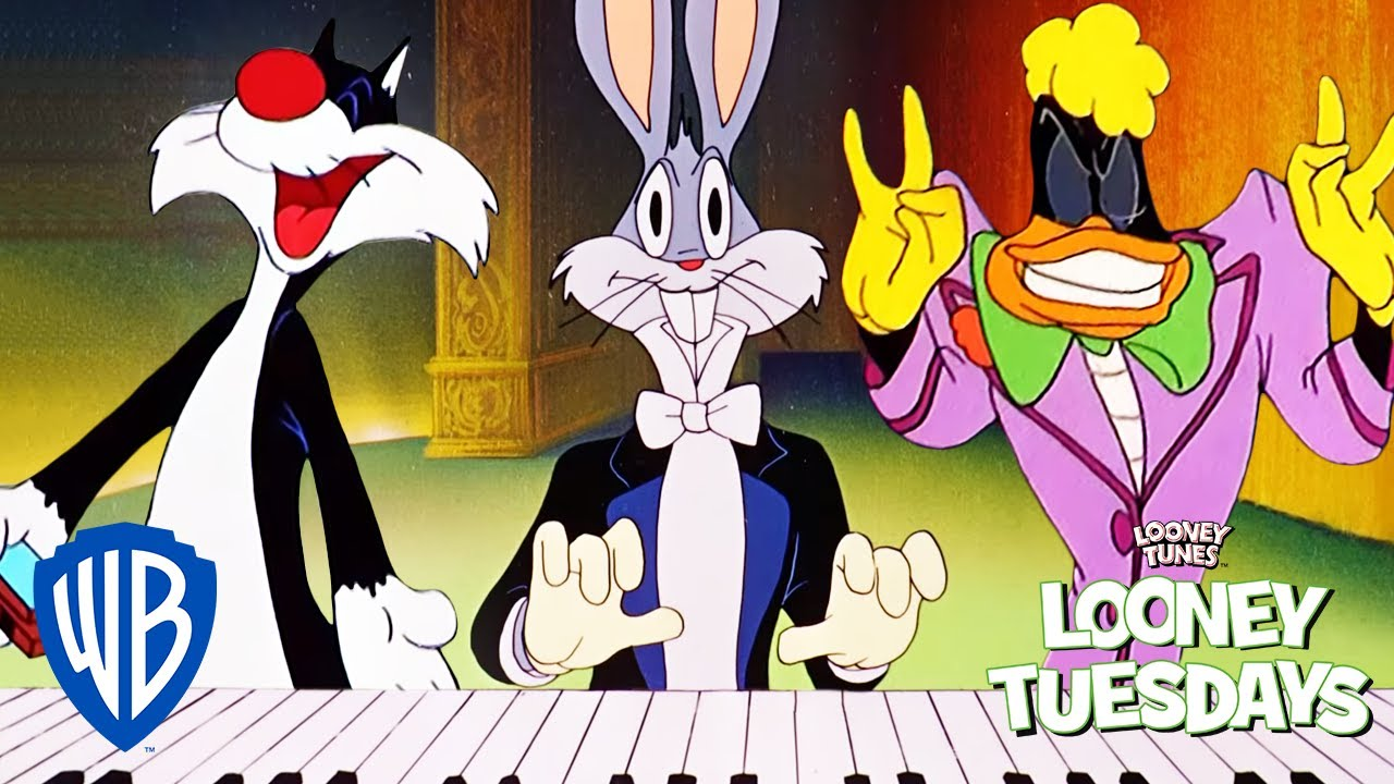 Looney Tuesdays   The Sound of Looney 🎼   Looney Tunes   WB Kids