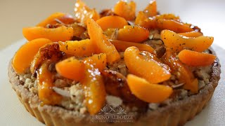 Apricot Pie Recipe  Bruno Albouze  The Real Deal