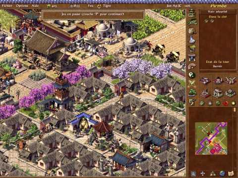 Empereur L'Empire du Milieu Dynastie Song Jin Mission 6