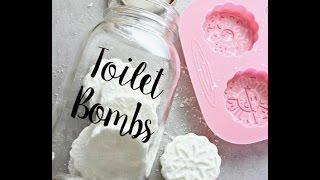 DIY Toilet Cleaner Tabs