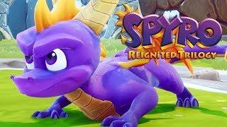 Baixar Spyro Reignited Trailer en Crash Bandicoot N Sane Triology
