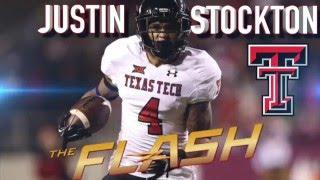 "Justin Stockton || ""The Flash"" || Texas Tech || #IDFGF"